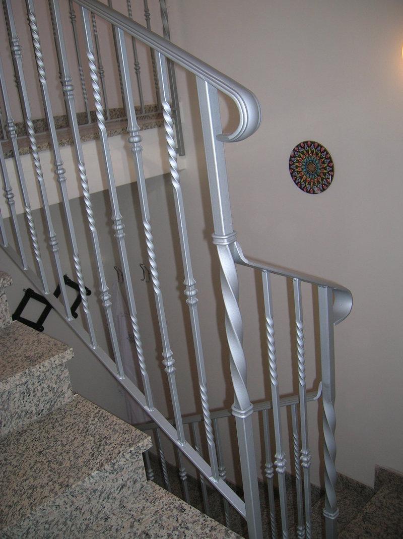 Ringhiere per interno effetto legno with ringhiere per - Ringhiere da interno ...